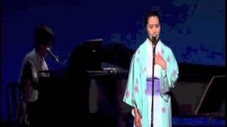 歌で綴る日本の昔話『雪女』後編。*出演 中村 渓 AND スピカシアター。