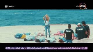8 الصبح - الفنانة رولا سعد تشعل مواقع التواصل الإجتماعي بأحدث صور لها بشعرها