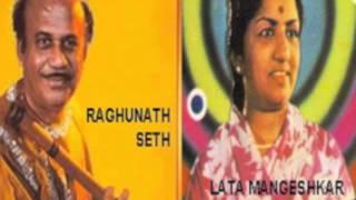 Song-1 Rare Lata Mangeshkar Song - Raghunath Seth Music - Tulsidas
