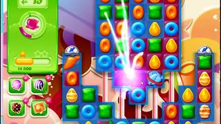Candy Crush Jelly Saga Level 1106 *** NO BOOSTERS