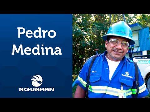 Equipo AGUAKAN | Pedro Medina