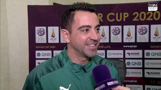 "Xavi Hernandez: ""I have had a proposal to go to coach Barcelona but I couldn't take this offer"""