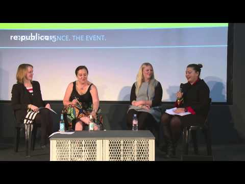 re:publica 2015 - Next up on the political agenda: Cybersecurity on YouTube