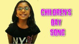 Children's Day Song | Kids Song I Chacha Nehru | KIDS ZONE