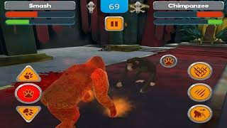 🦍Angry Gorilla Fighting: Animal Wrestling Game 3D-Разгневанная горилла-By Wild Animals Clan