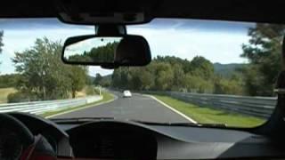 BMW M3 Ринг Такси Нюрбургринг