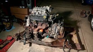 Time Lapse - 1997 Ford Taurus Powertrain Removal Mp3