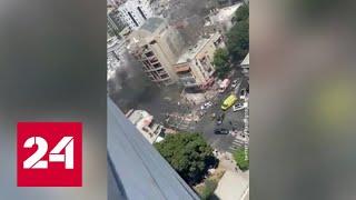 ХАМАС обещает новую атаку на Тель-Авив в ответ за разрушенное здание - Россия 24 