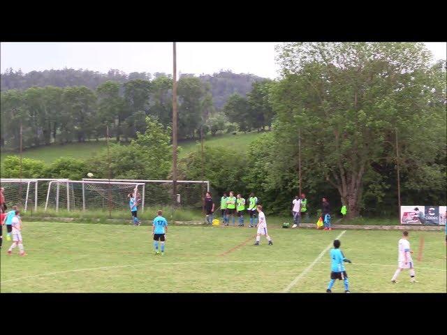 FC Dombresson II vs FC Les Pionts de Martel I    3-2