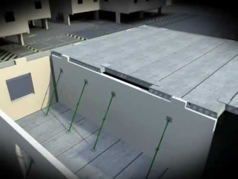 Precast Structural System For Salman Bay Housing Project