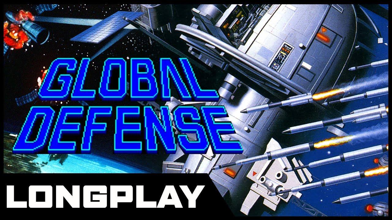 Global Defense/SDI [Master System Longplay] - SEGA Kidd - YouTube