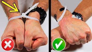 6 Tricks, die Dein Leben retten können