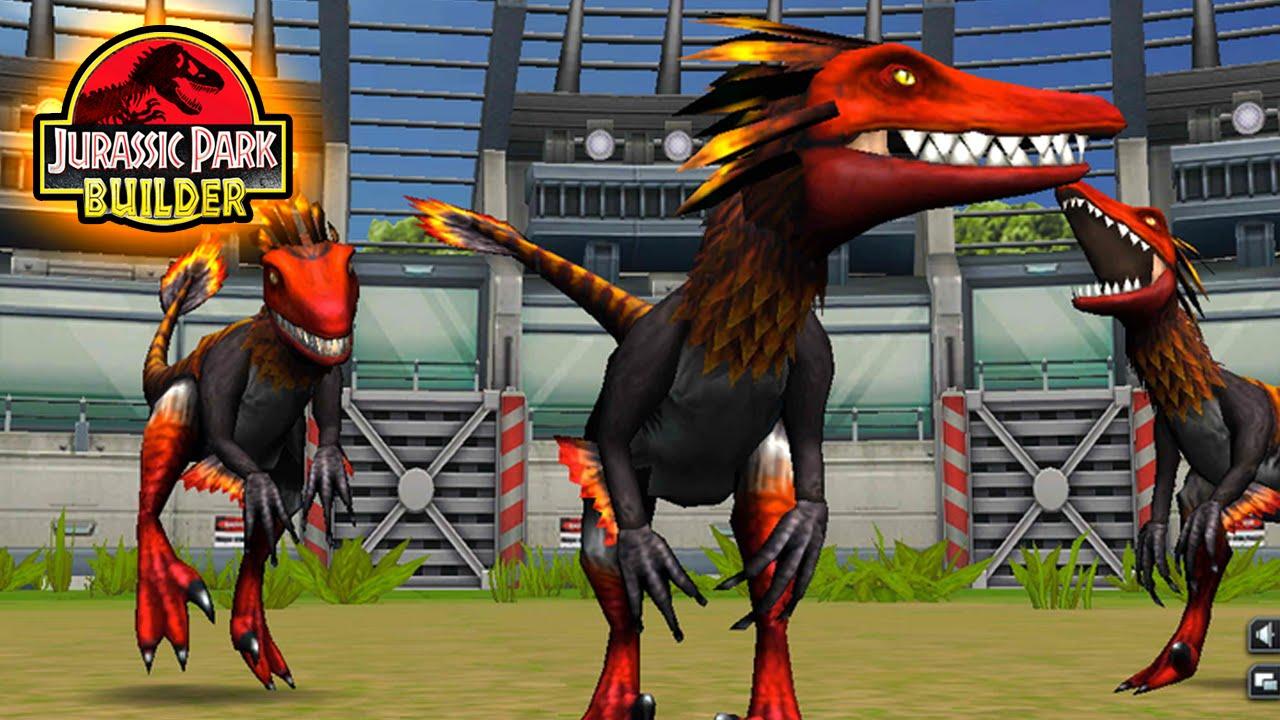 Jurassic Park Builder JURASSIC