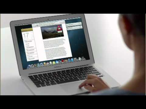 OS X Mountain Lion Mac