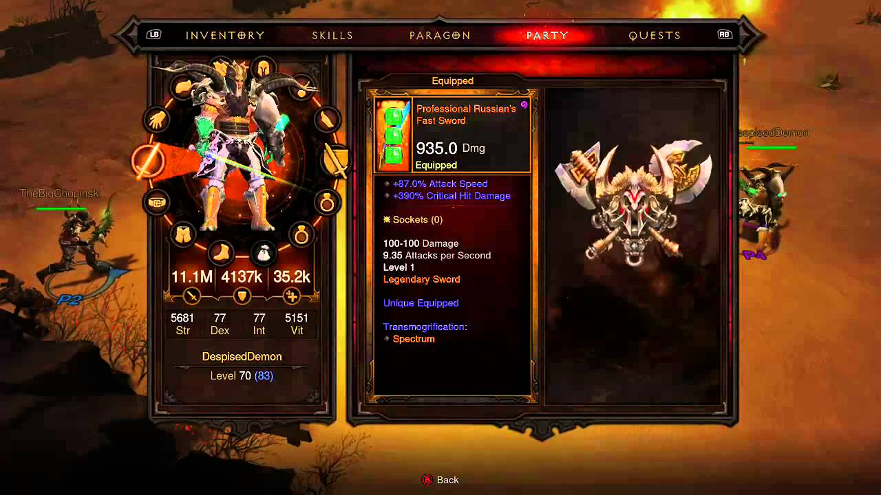 Diablo 3 ultimate hack.