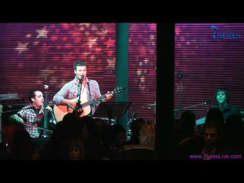Jamie Scott  - When Will I See Your Face Again - at the 7 Seas Live Music Bar Cyprus