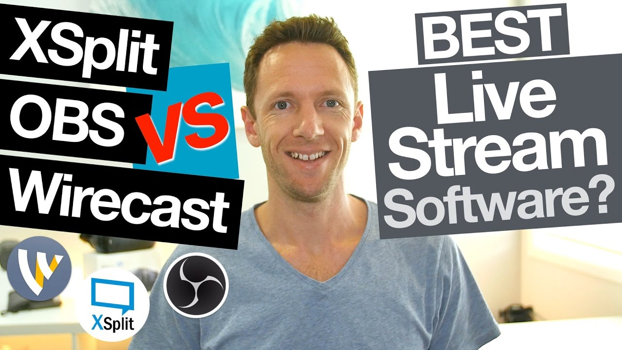 10 Best Streaming Software for PC and Mac | How To Stream
