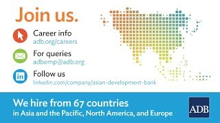 Make a Difference, Join ADB!