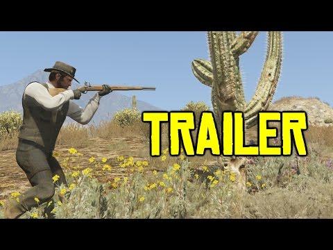 Red Dead Redemption 2 In GTA 5! (GTA 5 Trailer)