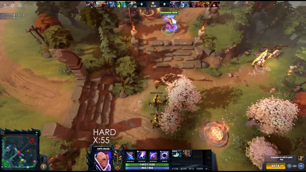 dota 2 7 00 how to stacking jungle radiant and dire youtube