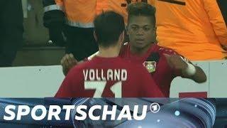 DFB-Pokal: Gladbach gegen Leverkusen - die Zusammenfassung | Sportschau