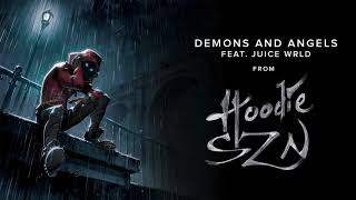 A Boogie Wit Da Hoodie - Demons and Angels (feat. Juice WRLD) [ Audio]