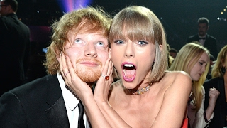 Ed Sheeran Spills The EXTREME Extent Taylor Swift Goes To Prevent Her Music From Leaking