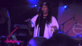 "TheBobbyPen.com presents Melanie Fiona "" Bad"" (Wale Cover) Live in DC"
