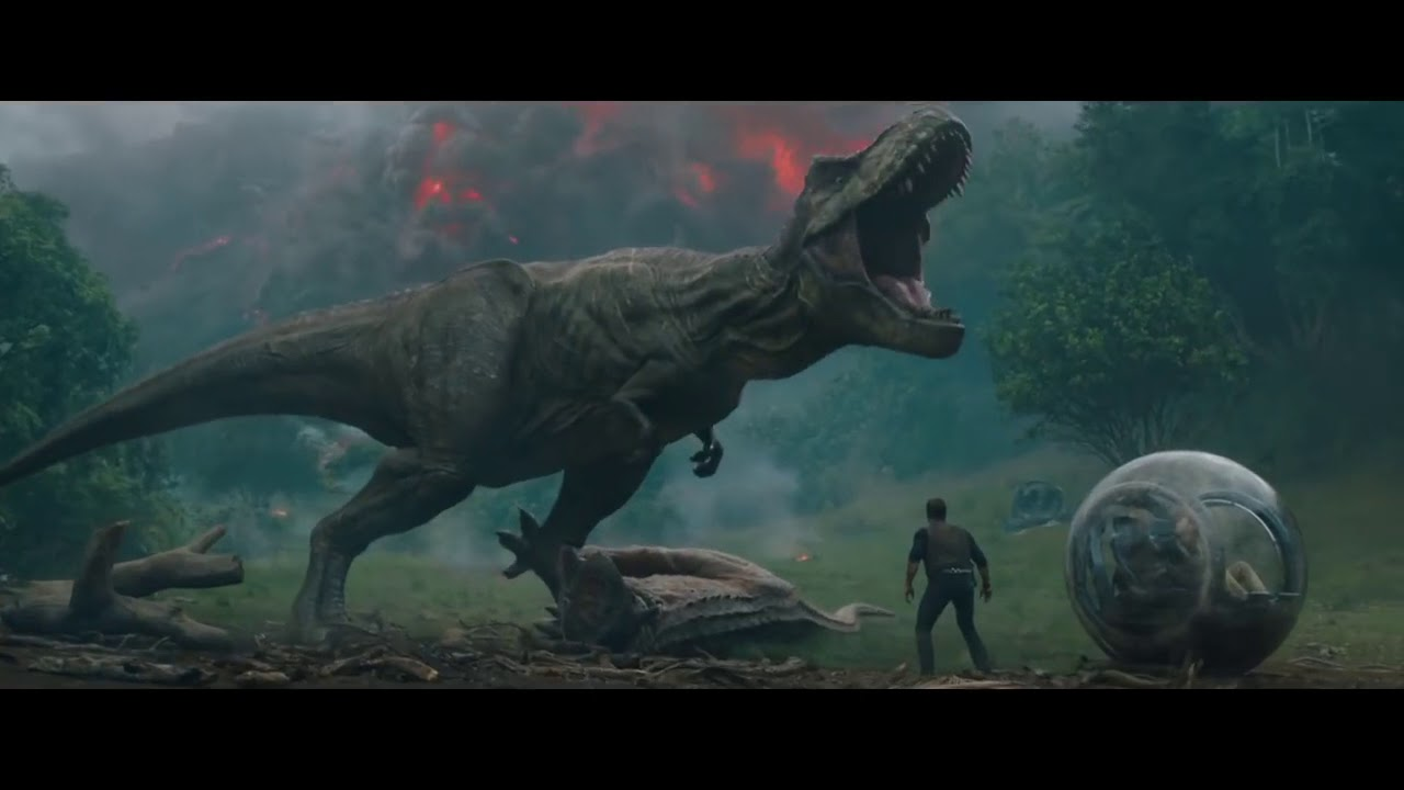 Jurassic World Fallen Kingdom Movie in hindi dubbed