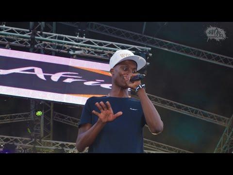 King Monada-O Waka DJ live (Marula Festival 2017)