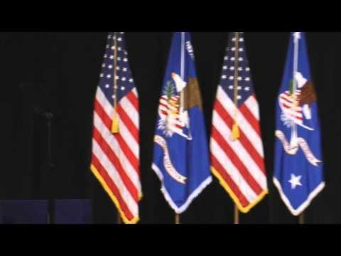 Attorney General Loretta Lynch's Investiture Ceremony