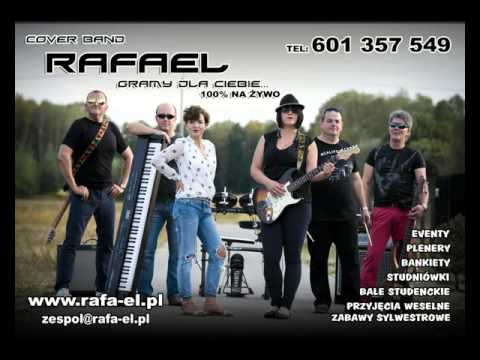 Rafael Live Cover Band