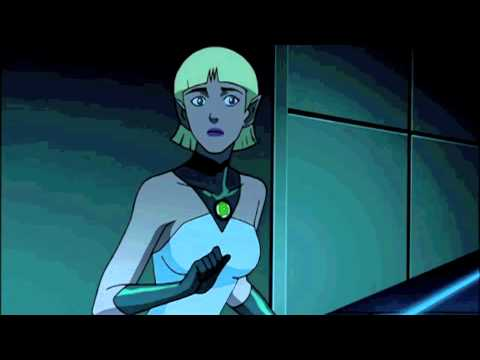 Green Lantern Emerald Knights   Elisabeth Moss as Arisia