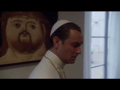 The Young Pope Clip