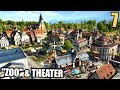 "Anno 1800 - 7 - ""Zoo"" & Theater bauen - [ Anno 1800 Deutsch Gameplay 