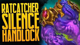 Ratcatcher Silence Handlock | Part Two | Rise of Shadows | Hearthstone