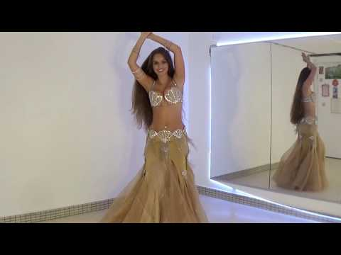Fadel Shaker - Ya Ghayeb - Isabella Belly Dance HD