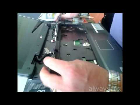 Acer laptop not starting black screen repair