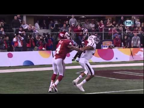 Texas A&M vs Oklahoma Cotton Bowl 2013