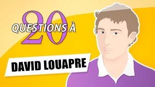 20 questions à David Louapre (Science Etonnante)