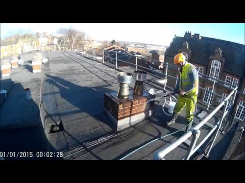 Fire and smoke damage cleaning service london