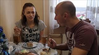 ОБМЕН ГОСТИНЦАМИ Киевский ТОРТ из КИЕВА Поющие МЫШКИ на УЖИН Сочные котлеты и Салат с печенью
