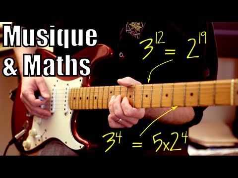 The Mathematics of Music (with Vled Tapas)  Science tonnante #41