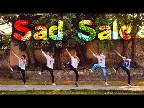 Sad Sale | Bhangra Cover | Himmat Sandhu | Way Of Bhangra (2018) | ASG Dhol Mix