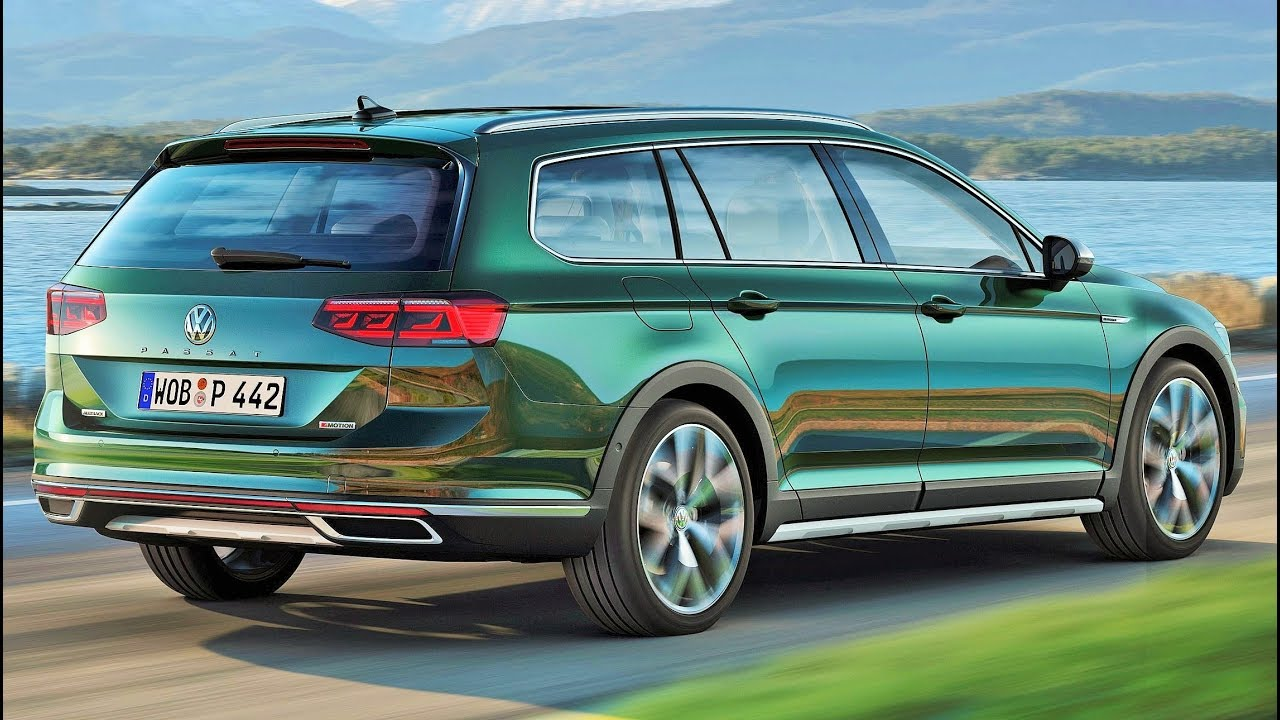 Passat Alltrack Usa >> 2019 Volkswagen Passat Alltrack Estate And Suv Crossover Youtube