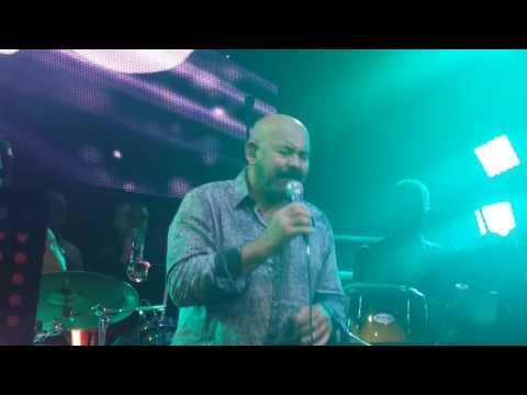 Como Un Volcan - Oscar De Leon - Living Night Club 🎵 - Concierto - (Cali - Colombia)