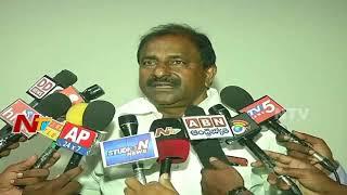 BJP Leader Somu Veerraju Comments on CM Chandrababu Naidu || NTV