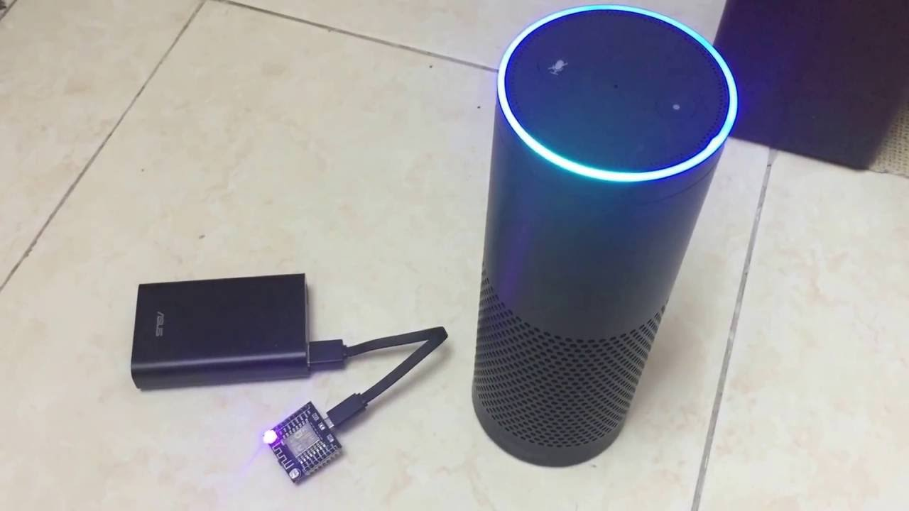 Amazon Echo direct integration with an ESP8266