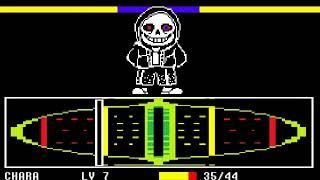 Dusttale Fullversion  DustSans&Papyrus battle! [undertale fangame] thumbnail