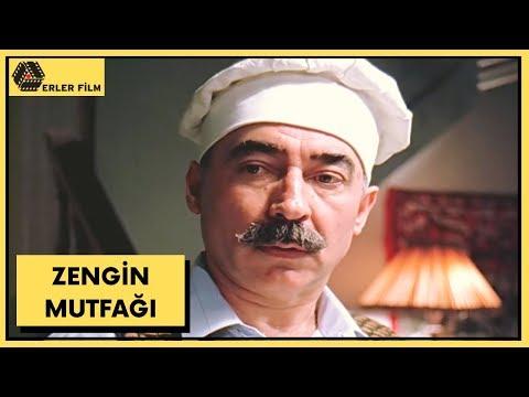 Zengin Mutfağı   Şener Şen, Nilüfer Açıkalın   Türk Filmi   Full HD